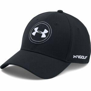 New Under Armour Men Jordan Spieth Tour Golf Hat Academy Medium/Large