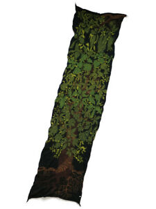 KAPITAL Capital 100/% Wool Baobab Muffler Stall Brown Green Scarf 2 Colors NEW