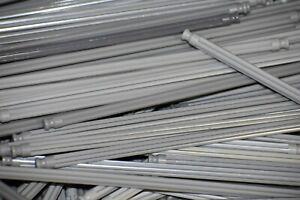"100 KNEX Gray Rods 7.5"" Bulk Standard Lot Replacement Parts Pieces K'NEX"