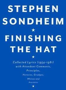 Finishing-the-Hat-By-Stephen-Sondheim