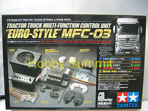 Tamiya-1-14-MFC-03-Euro-Style-MULTI-FUNCTION-CONTROL-R-C-Tractor-Truck-56523