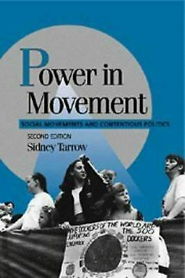 Power in Movement : Social Movements, Collective Action and Politics-ExLibrary