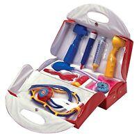 Kids Doctor Toy Bag Children Pretend Play Kit Medical Set Nurse Med 52h
