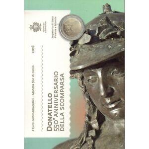 2016-SAN-MARINO-PIECE-COMMEMORATIVE-DONATELLO-FDC-EN-PAQUET-MF29856
