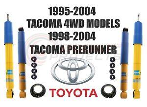 Bilstein-B6-4600-Front-Rear-Shocks-For-Toyota-Tacoma-Prerunner-DLX-SR5-4WD
