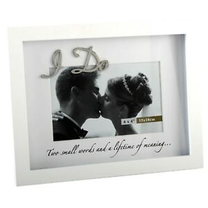 Wood-Wedding-Frame-6x4-inch-I-Do-two-small-words-and-a-lifetime-of-meaning