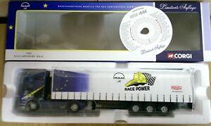 Corgi-75801-MAN-Curtainside-MAN-Transport-Ltd-Ed-No-0002-of-2100