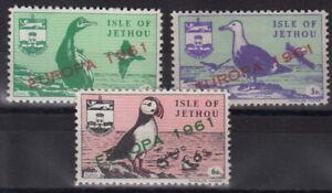 CEPT-EUROPA-GB-ISLE-OF-JETHOU-Satz-aus-1961-postfrisch-JKC-191-1