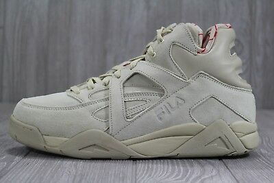 36 FILA The Cage Sneakers Beige Suede Shoes Men's Size US 11.5 | eBay