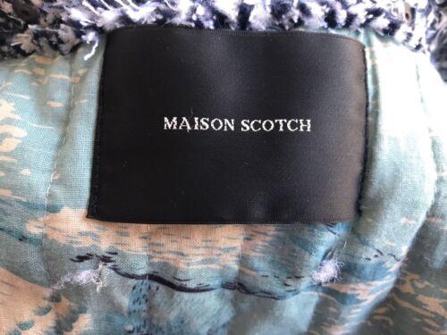 Scotch Maison di Taglia scamosciata blu qIHfwBU