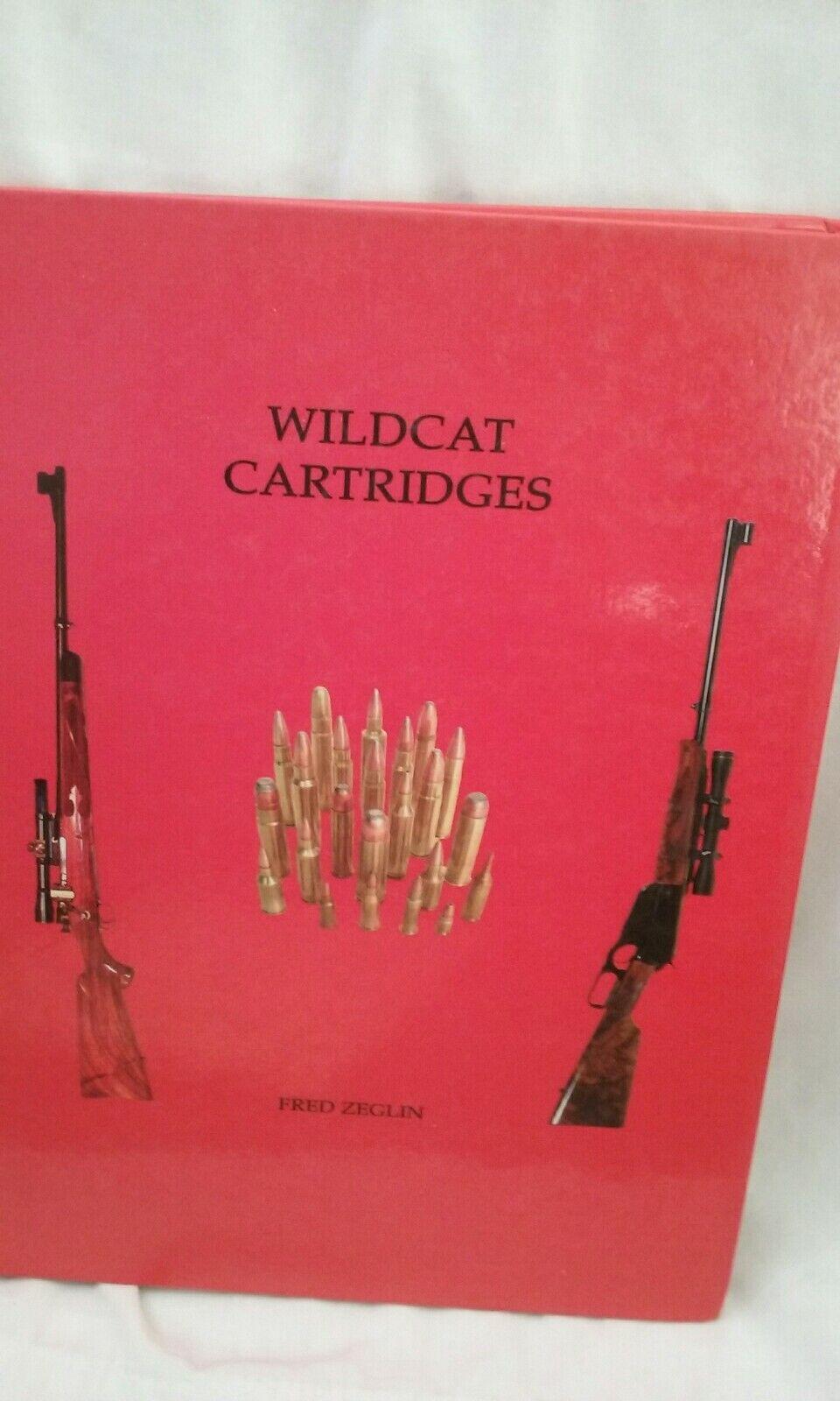 Los cartuchos de la guía para Recargadores Wildcat Wildcat diseño del cartucho