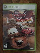 Cars: Mater-National Championship (Microsoft Xbox 360, 2007) no manual