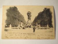 Paris - Fontaine Carpeaux - 1903 / AK