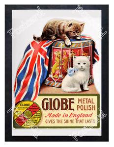 Historic-Globe-Metal-Polish-1900s-Advertising-Postcard