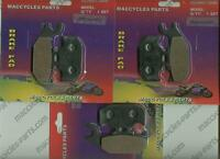 Bombardier Disc Brake Pads Quest Max 650 2004-2006 Front & Rear (3 Sets)