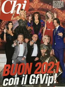 Chi 2021 1.Elisabetta Gregoraci,Belen Rodriguez,Ivanka Trump,David Soul,Arisa