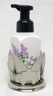 1 Bath /& Body Works FLOWERING DOGWOOD Hand Soap Holder Sleeve Deep Foam Luxe
