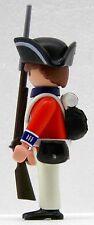 ROYAL GUARD SOLDAT Playmobil vs Continental Army zu King George 1778 Custom 1845
