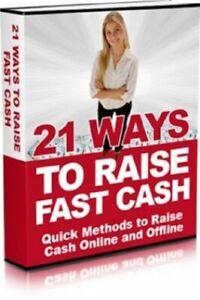 21-Ways-To-Raise-Fast-Cash-PDF-eBook-Free-Shipping-Bonus-eBooks