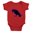 Infant-Baby-Rib-Bodysuit-Jumpsuit-Romper-Clothes-Beautiful-Black-Crow-Raven-Bird thumbnail 5