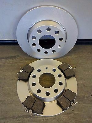 AUDI A4 B7 2.0 TDi 2005-2007 FRONT AND REAR BRAKE DISCS /& PADS BRAND NEW