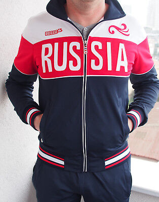 "Bosco Sport RUSSIAN OLYMPIC TEAM Trainingsanzug Collection /""RIO 2016/"" Russia"
