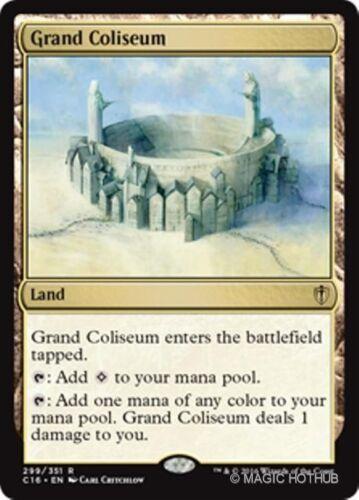 GRAND COLISEUM Commander 2016 MTG Land Rare