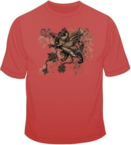 Griffins with Chains T Shirt You Choose Style Color Up to 4XL 10146 Size