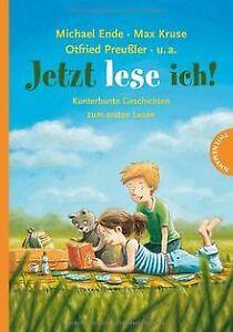 Jetzt-lese-ich-Kunterbunte-Geschichten-zum-ersten-Lese-Buch-Zustand-gut