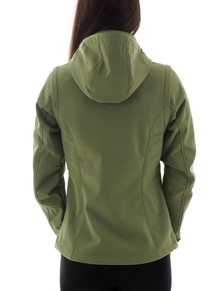CMP Giacca Softshell 2in1 Giacca Giacca Giacca Funzionale green Windpredect Gilet e61091