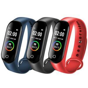 Bluetooth Smartwatch Fitness Armband Fitness Tracker Sportuhr Wasserdicht