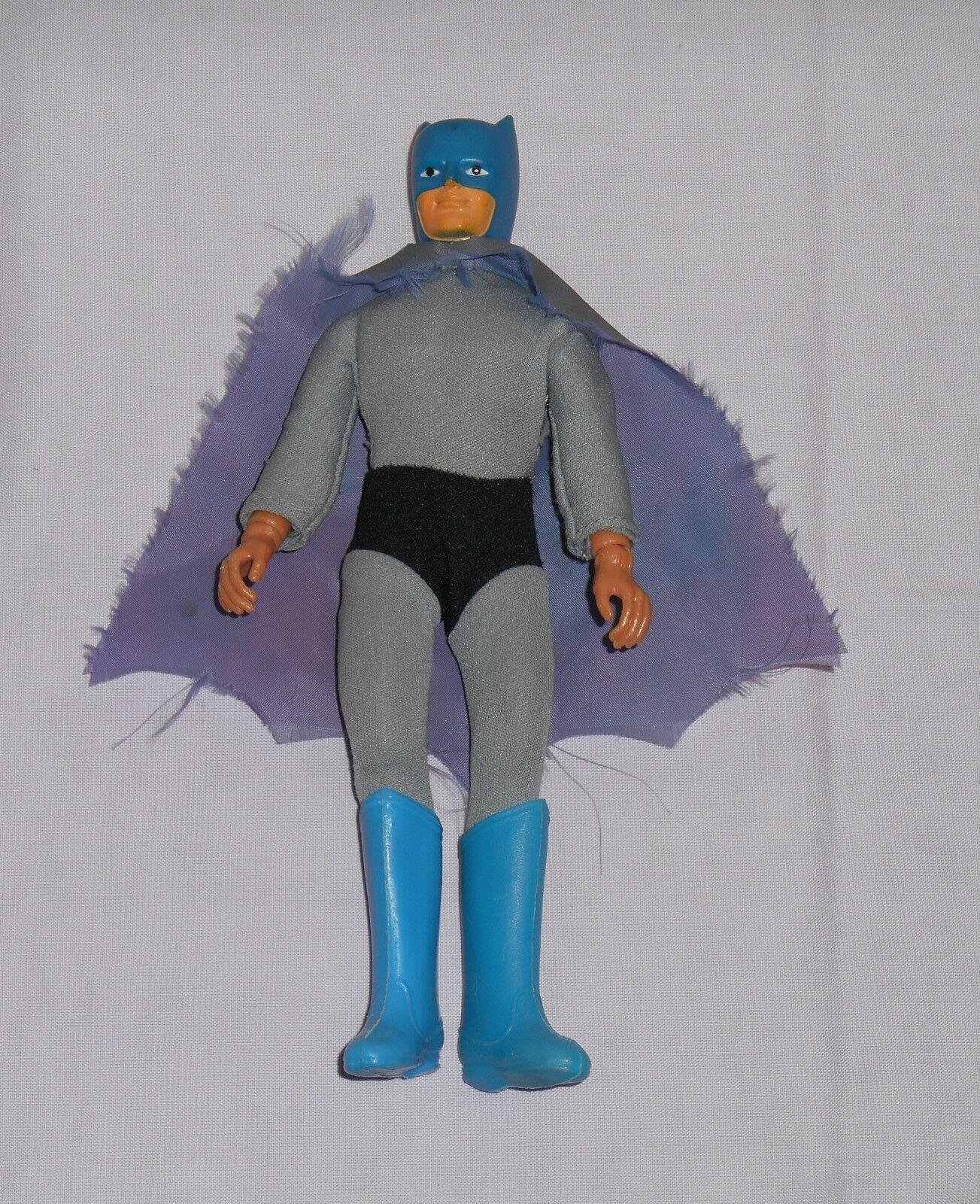 Vintage Mego WORLD'S GREATEST SUPER-HEROES WGSH 8  BATMAN