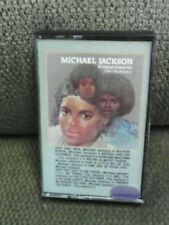 Michael Jackson 14 Original Greatest Hits With The Jackson 5, Cassette Tape