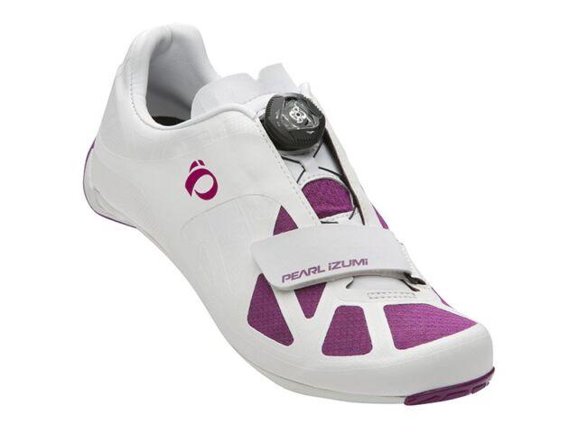 4aee499d8955 Pearl Izumi 2016 Women s Race Road IV Boa Bike Cycling Shoes Purple Wine -  36