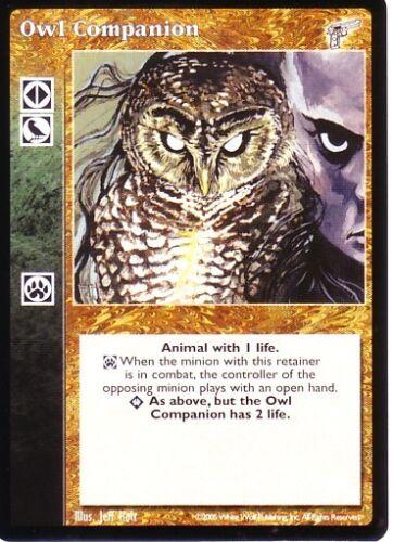 10 x Owl Companion VTES CCG Mixed