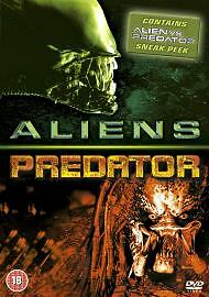 Aliens-Predator-DVD-Used-Good-DVD