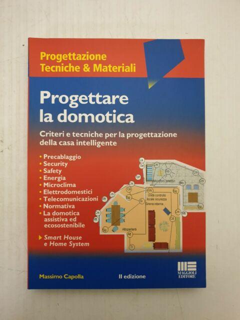 architettura CAPOLLA 2007 MAGGIOLI Progettare La Domotica
