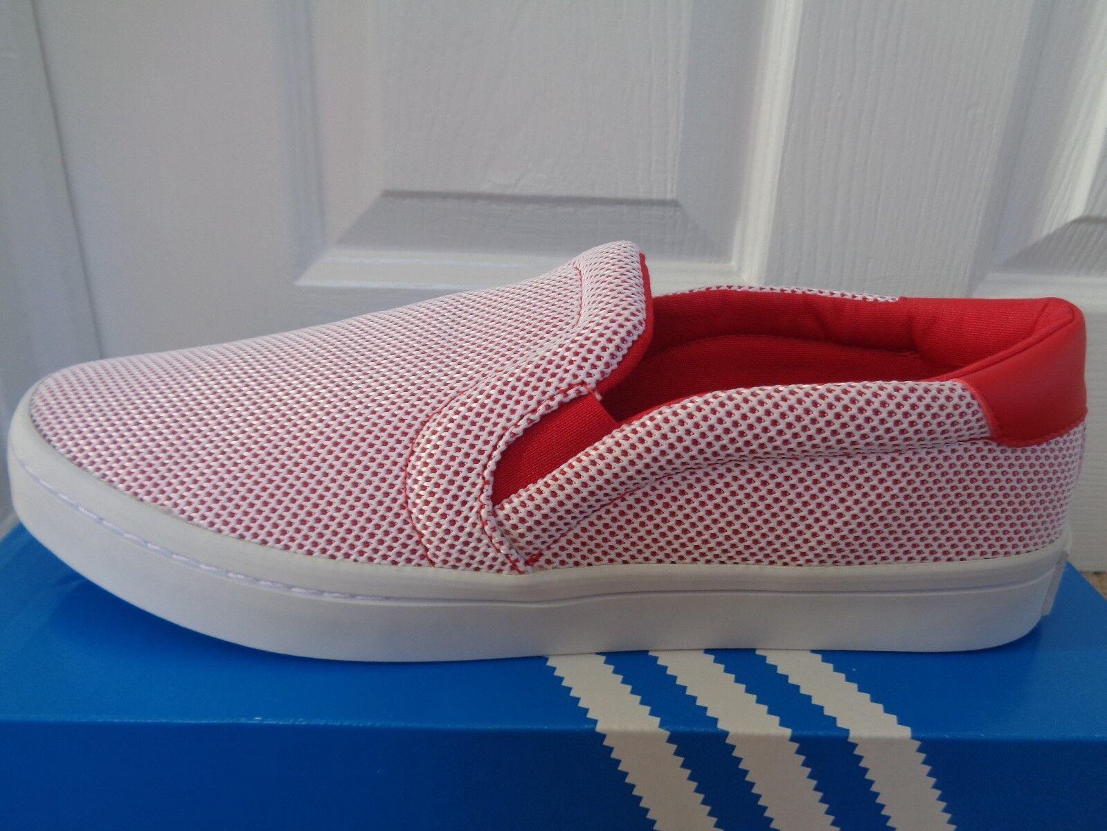 Adidas courtvantage Adicolor EU Chaussures Baskets S81871 UK 10 EU Adicolor 44 2/3 US 10.5 New 385dee