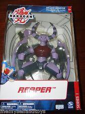 Bakugan Battle Brawlers Reaper Series 1 Deluxe Figure Spin Master 5+