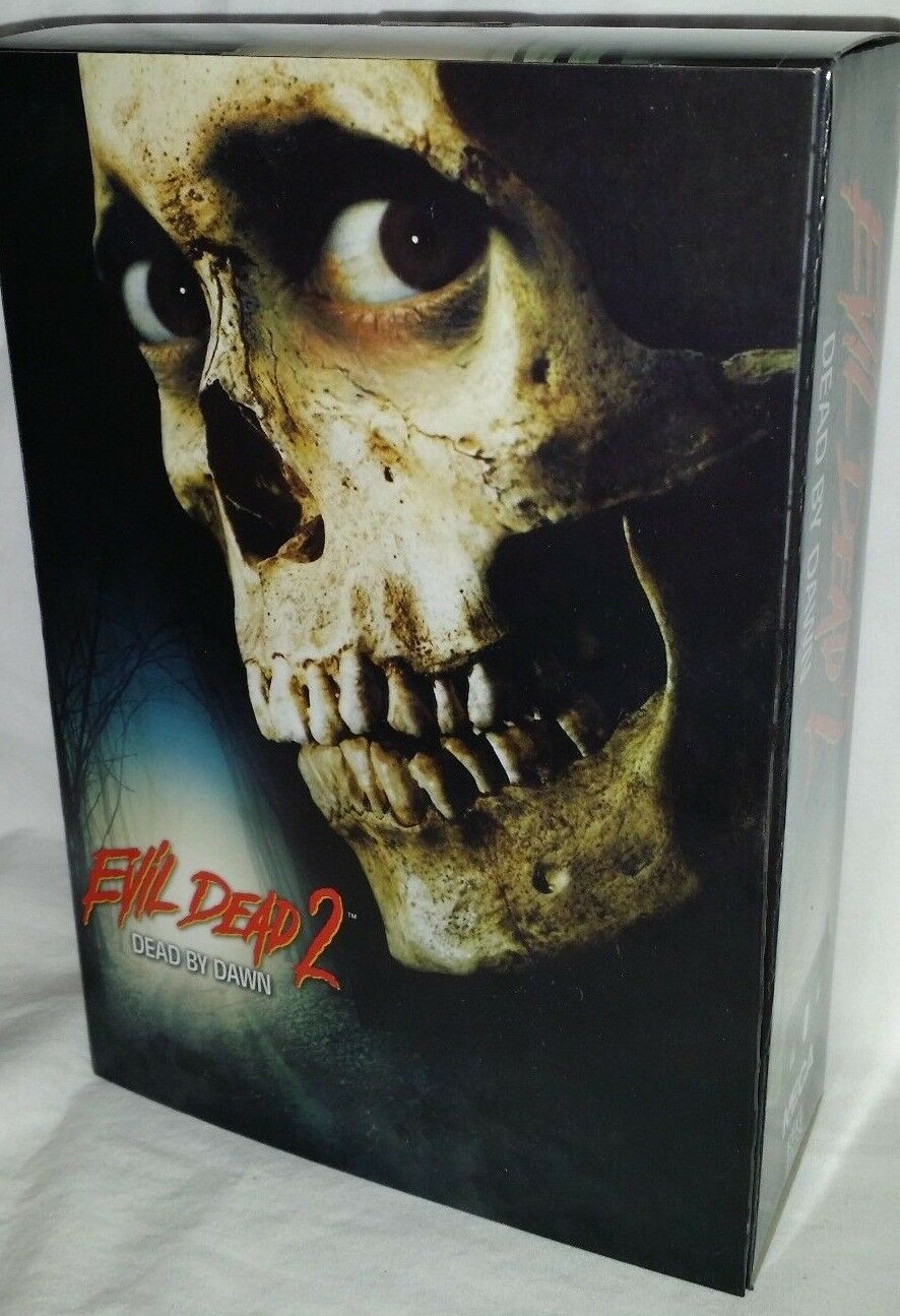 MISP NECA EVIL DEAD 2 By Dawn ULTIMATE ASH cult horror movie 7