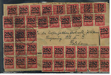 1923 Germany Inflation cover to Potsdam $16 Million RM Stamps!