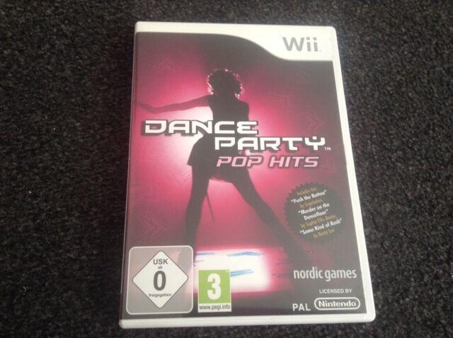 Dance Party: Pop Hits (Nintendo Wii, 2009)