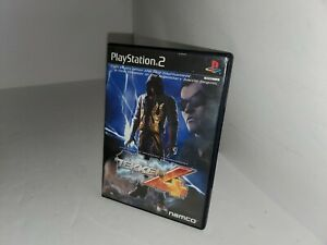Tekken 4 Japanese Import Game Playstation 2 Ps2 Cib Complete Tested Mint B27 4948872550178 Ebay