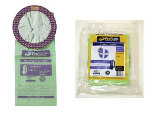 5 Pack Bundle ProTeam 10 qt Backpack Bags