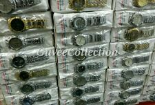 Wholesale joblot of 10 mens assorted random fashion wrist watches