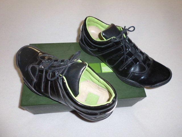 Sneaker leather Marithé François GIRBAUD size 37