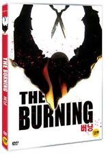 The Burning (1981) Sealed DVD Brian Matthews Leah Ayres