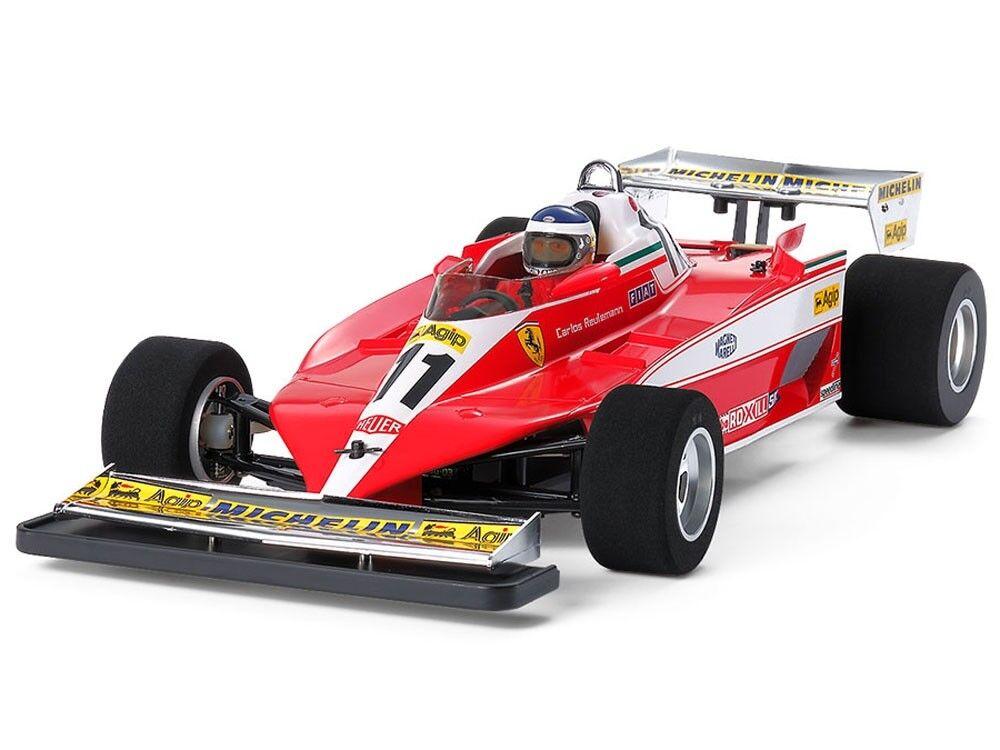 Tamiya 1 10 Ferrari 312 T3 (F104W)