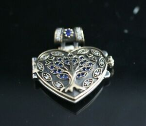 925-Sterling-Silver-Handmade-Authentic-Turkish-Sapphire-Pendant