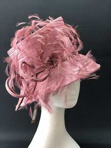 Ladies Country Casuals Dusky Pink Hat (1037)